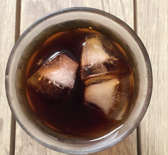 Eksperimen Cold Brew Coffee