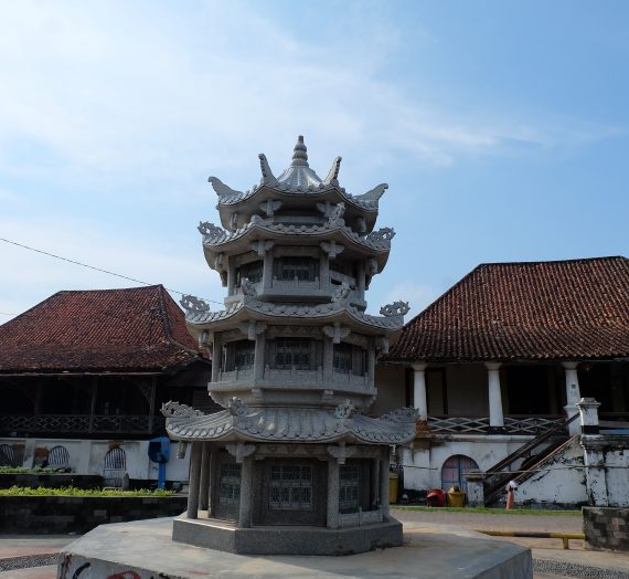 Wisata Sejarah di Kampung Kapitan, Kampung Tionghoa Pertama di Palembang