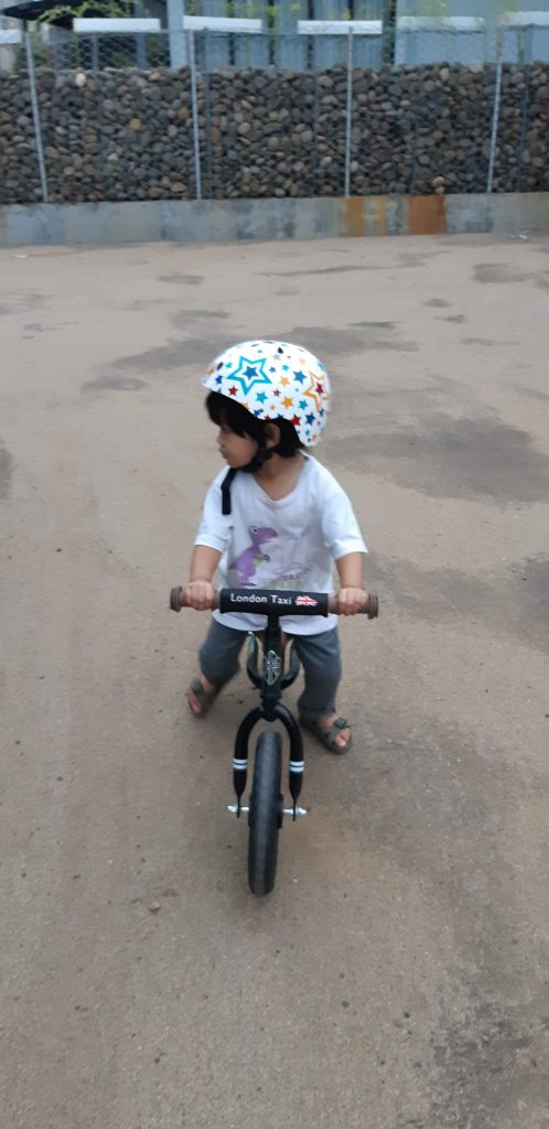 Bermain Balance Bike