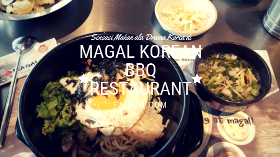 Sensasi Makan ala Drama Korea di Magal Korean BBQ Restaurant