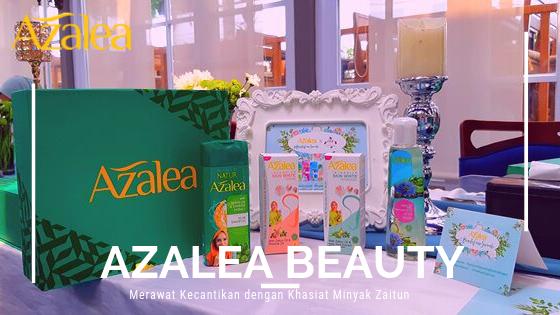Azalea Beauty Zaitun Oil