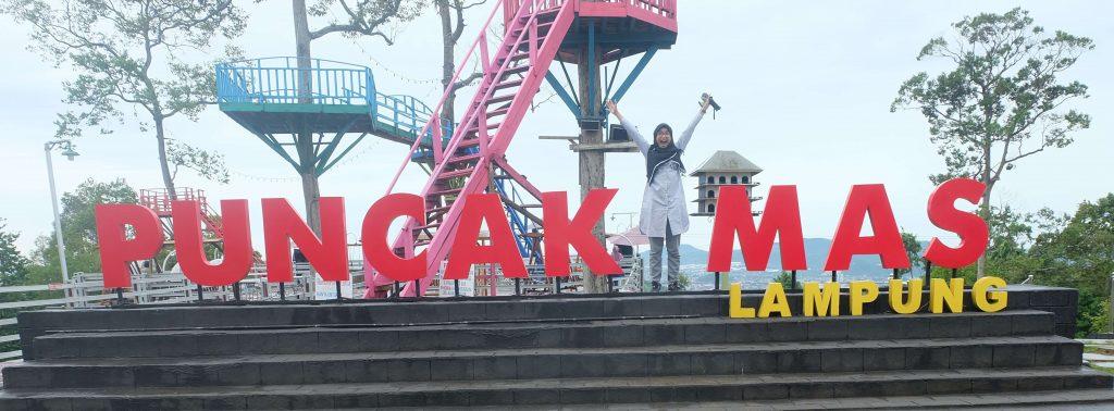 Liburan Akhir Pekan di Puncak Mas Lampung