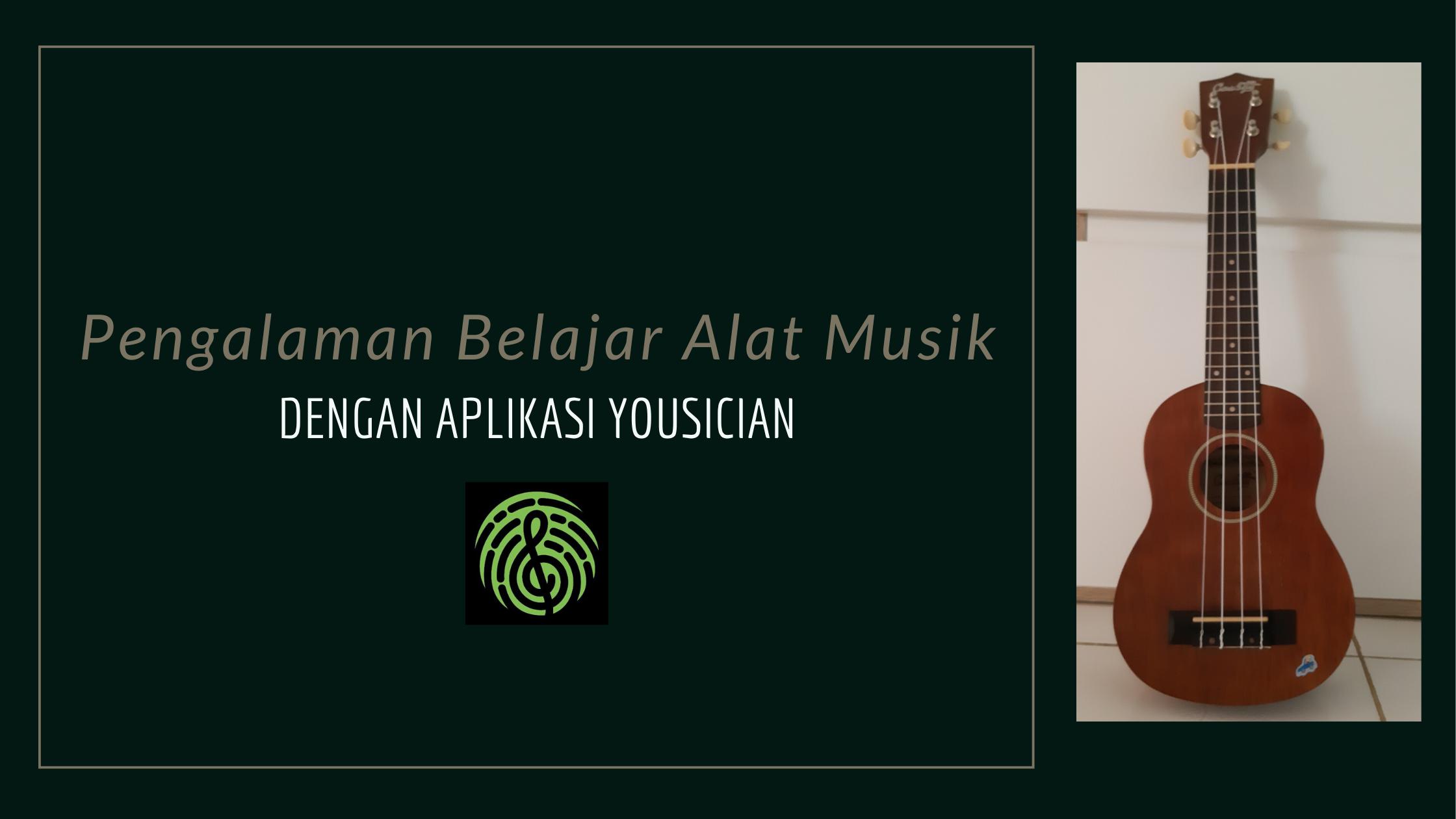 Belajar Alat Musik dengan Aplikasi Yousician