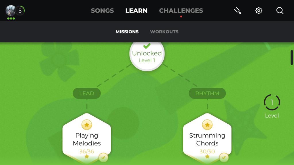 Pilihan Belajar Alat Musik Ukulele di Aplikasi Yousician