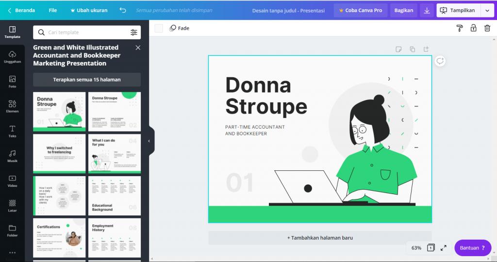 Membuat Presentasi Secara Online