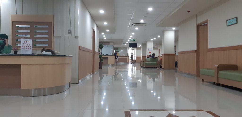 Ke Rumah Sakit di Masa Pandemi
