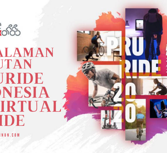 Pengalaman Ikutan PRURide Indonesia 2020 Virtual Ride