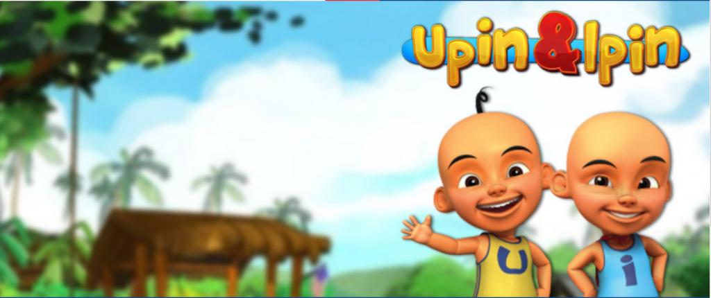 Upin & Ipin, Acara Kartun Andalan MNC TV