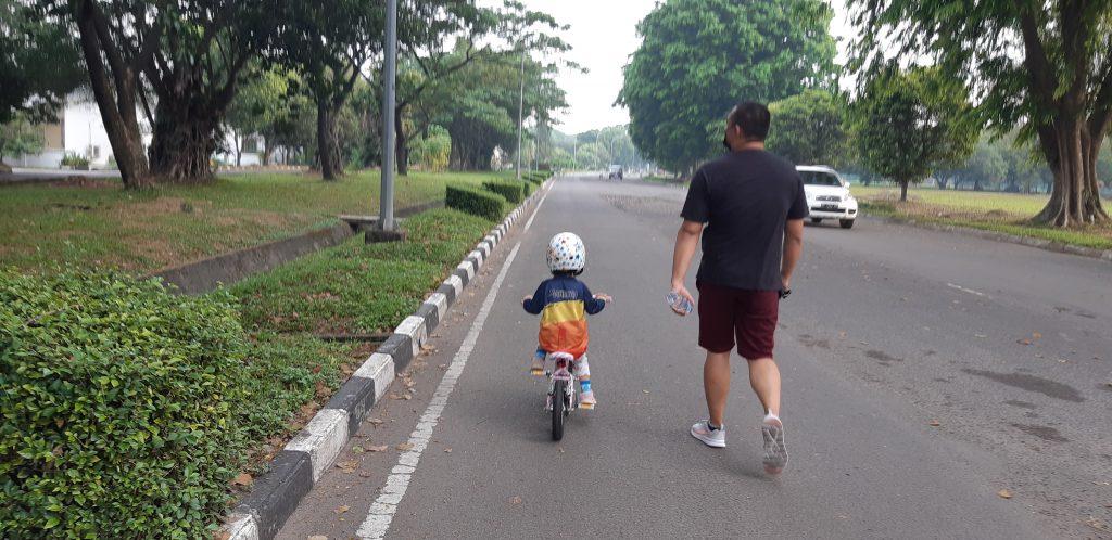 Susu Bubuk Untuk Anak dapat diberikan sebelum berolahraga