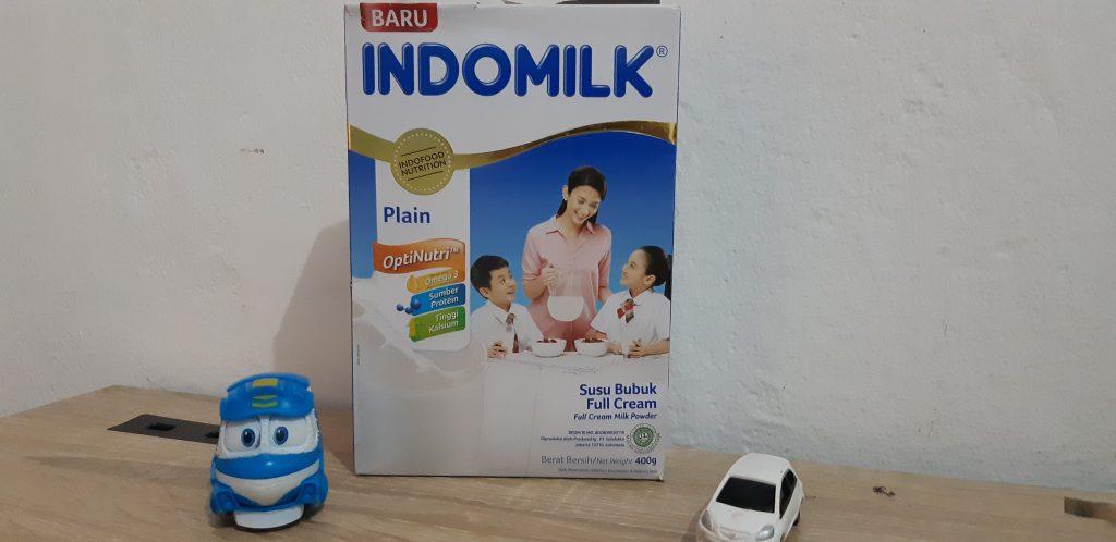 Manfaat susu bubuk ada banyak untuk pertumbuhan anak