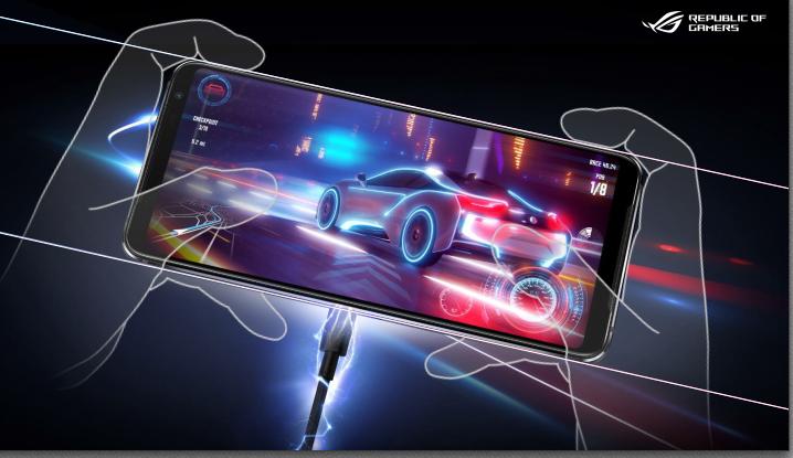 Main game sambil nge-charge bebas gangguan di ASUS ROG Phone 3