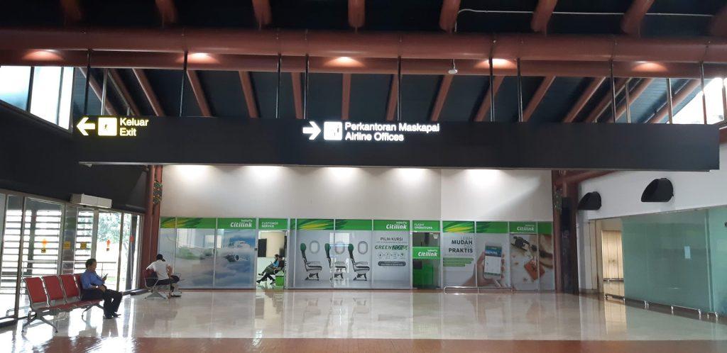 Lokasi Shower Room Terminal 2 Bandara Soekarno Hatta