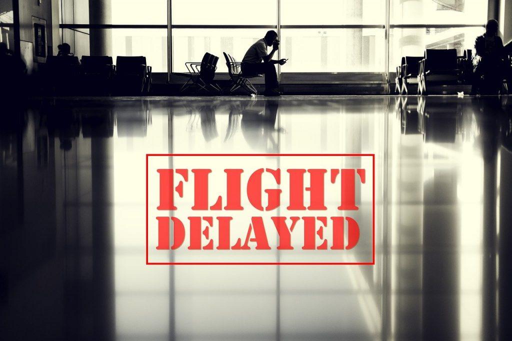 Kompensasi asuransi perjalanan dapat diberikan untuk keterlambatan atau pembatalan penerbangan