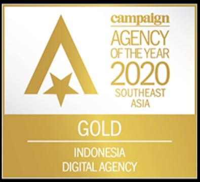 Award Agency of The Year bisa menjadi tolak ukur dalam memilih Digital Marketing Agency